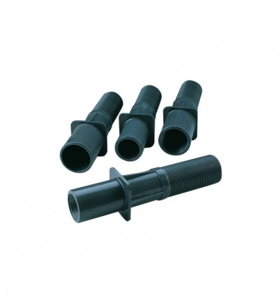 Pasamuros en PVC 150 mm longitud