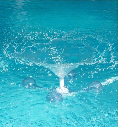 Fuente Zodiac WaterStars