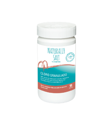 Cloro Granulado Naturally Salt by Bayrol